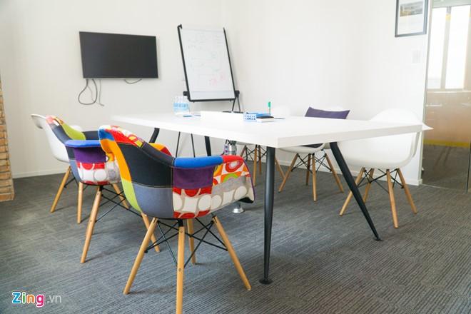 Ghế độc đáo trong văn phòng chotot