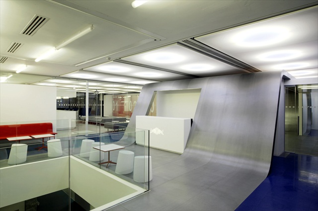 Văn phòng công ty Red Bull
