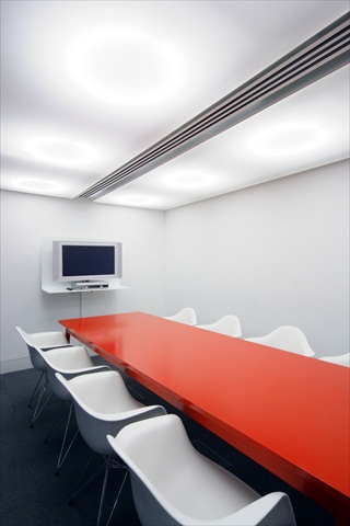 Phòng họp công ty Red Bull