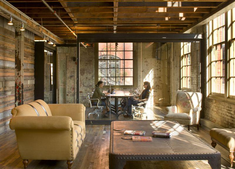 Văn phòng được nhiều giải thiết kế Urban Outfitters