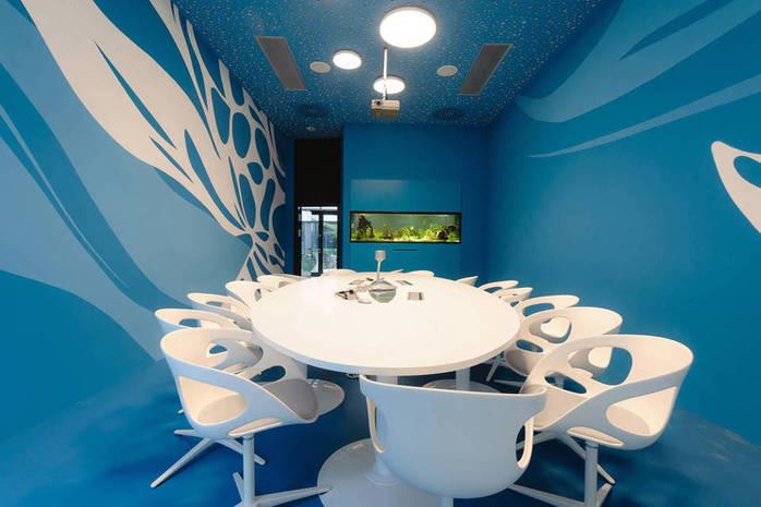 Phòng họp thiết kế độc đáo