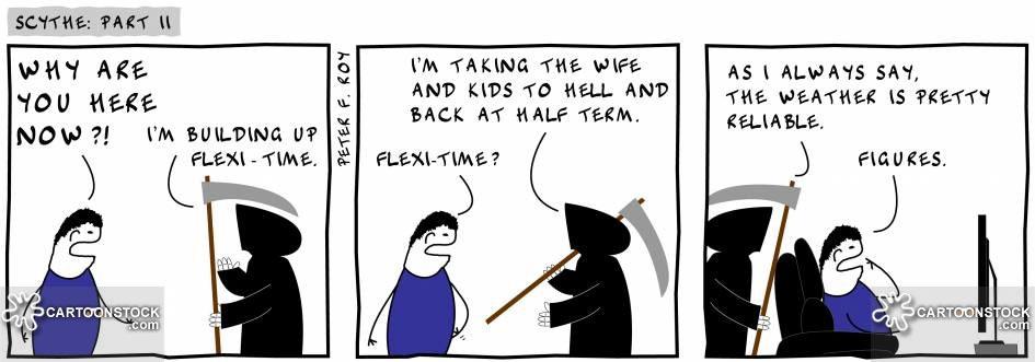 Nhân viên phải có Flextime trong công việc