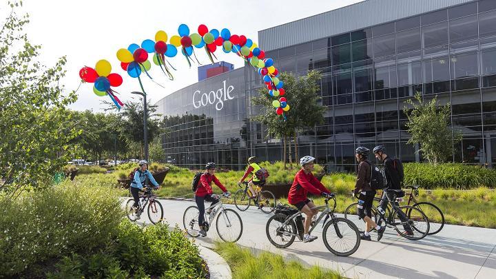 Google 10 năm liền lọt vào top những nơi làm việc tốt nhất