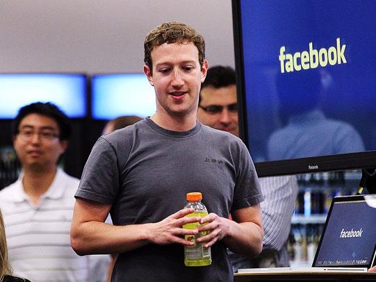 CEO Facebook dành khoảng 50 giờ mỗi tuần cho Facebook