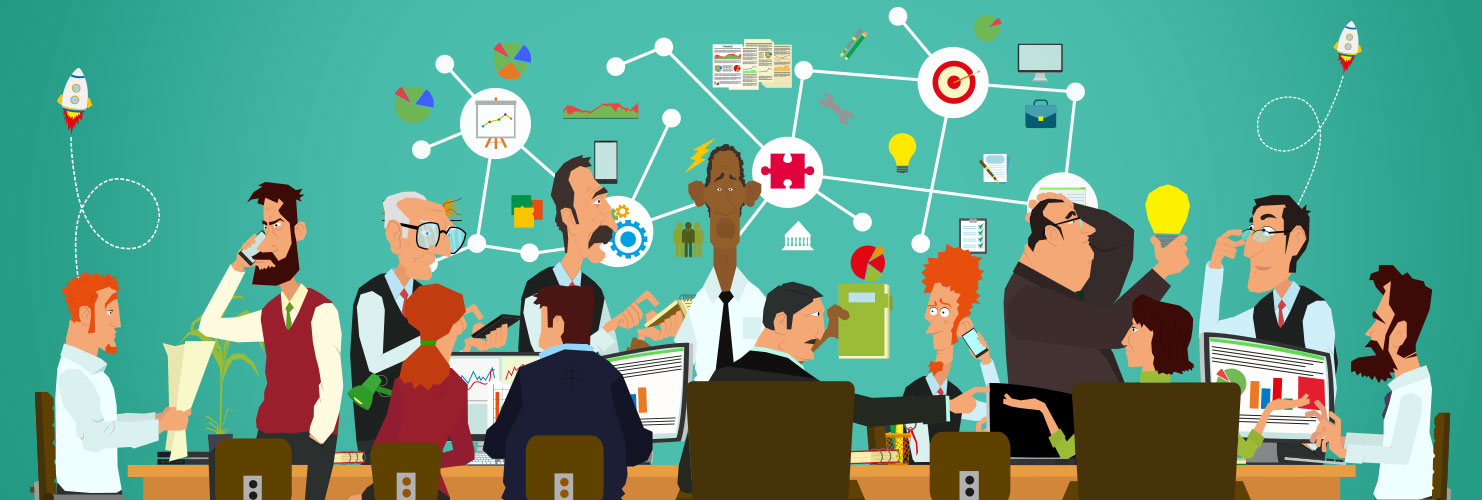 """Hạn chế khả năng sáng tạo và năng suất lao động của nhân viên tại môi trường """"chìm"""" hay """"nổi"""""""