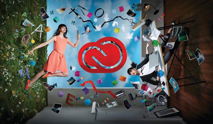 Nhân viên tại Adobe được thỏa sức sáng tạo