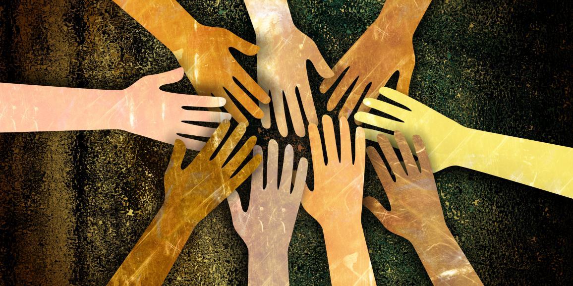 Mọi người luôn ủng hộ và hỗ trợ nhau