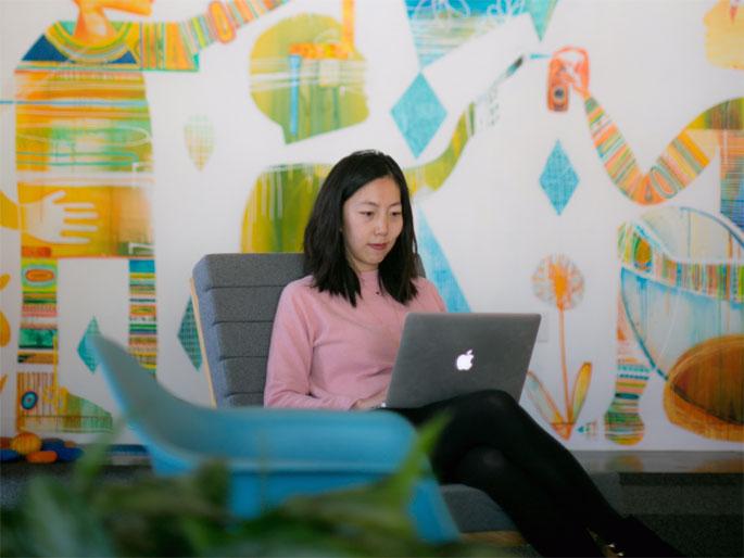Zhuo có thói quen ghi lại lịch trình làm việc mỗi ngày
