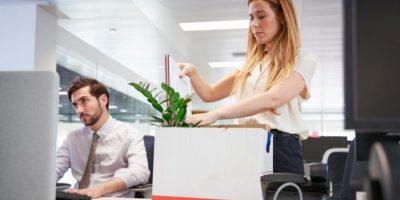 Nhân viên muốn tìm kiếm cơ hội thăng tiến ở công ty mới