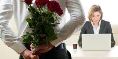 Chuyện tình lãng mạn tại văn phòng