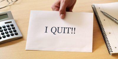 Làm thế nào để rút lại đơn xin nghỉ việc?