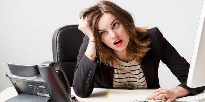 Nhân viên nghỉ việc vì quá stress