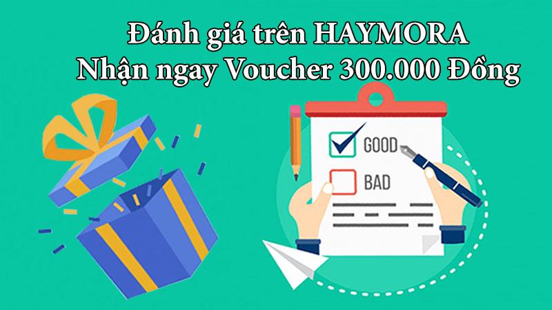 Happy Company Review cùng Haymora – Nhận ngay Voucher 300.000 Đồng