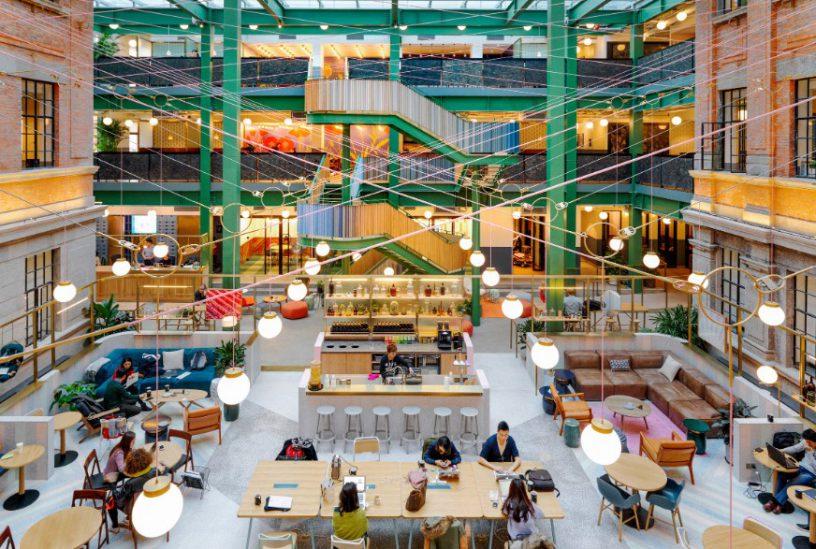 Không gian làm việc chung - COworking Space