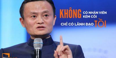 Nhà lãnh đạo tài ba Jack Ma