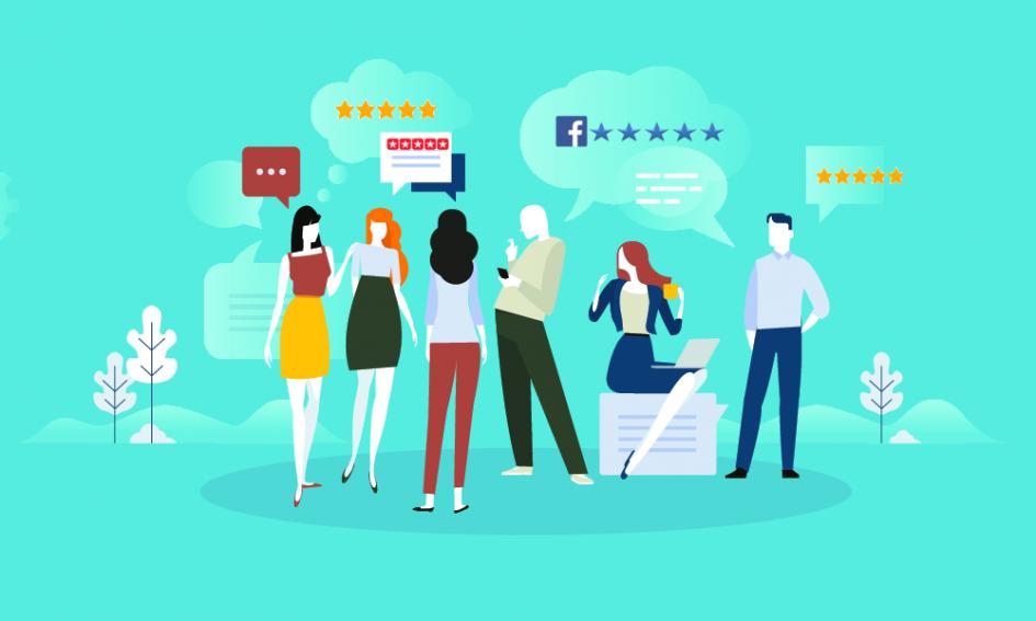 Review của khách hàng là yếu tố quan trọng trong ASO