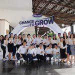 Vinamilk truyền cảm hứng về 1 doanh nghiệp Việt Nam luôn hướng đến đội ngũ của mình