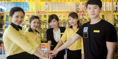 Khám phá 5 đãi ngộ đặc biệt Thế giới di động dành cho nhân viên của mình