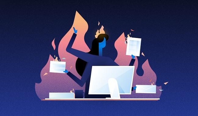 """Hội chứng """"burnout"""", cơn ác mộng dân công sở khiếp sợ khi phải trải qua"""