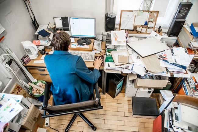 Xây dựng môi trường làm việc hiệu quả từ việc áp dụng nghệ thuật sắp xếp Marie Kondo