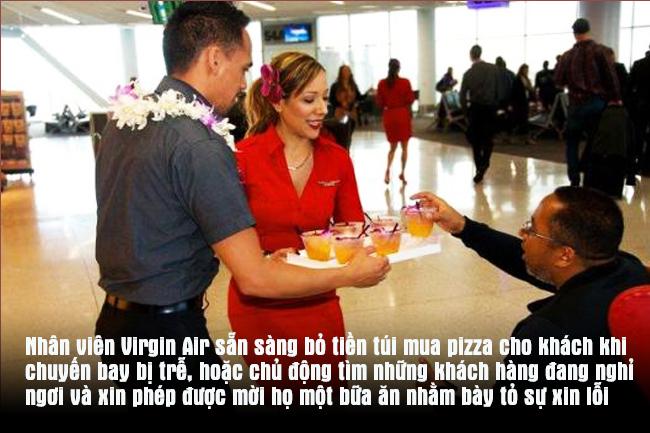 Virgin Air - Thành công đến từ văn hóa khác biệt, nhìn thì dễ nhưng mấy doanh nghiệp làm được?
