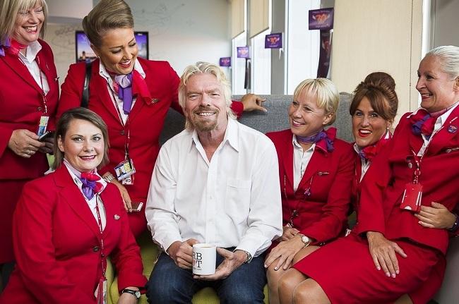 Thành công của Virgin Air đến từ văn hóa khác biệt, nhìn thì dễ nhưng mấy doanh nghiệp làm được?