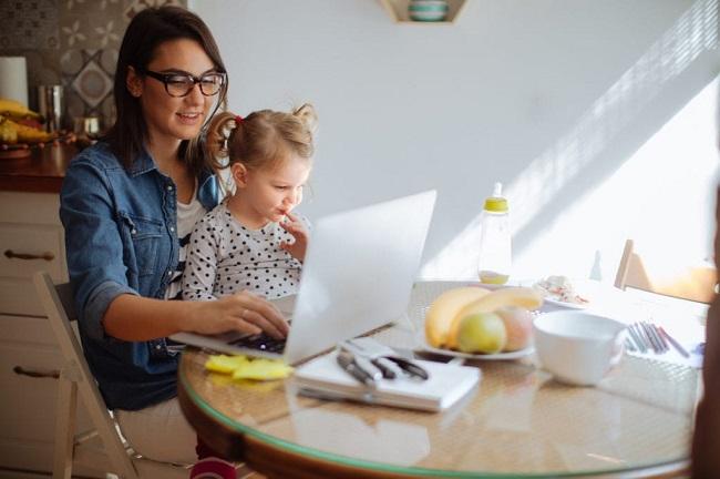 Chuẩn công ty nhà người ta - Khám phá đãi ngộ hậu thai sản đáng mơ ước chỉ có tại Apple