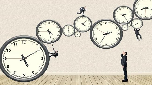 5 điều cần làm trong năm mới để bạn có thể quản lý thời gian tốt hơn