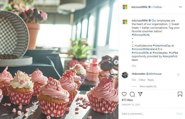 Microsoft xây dựng văn hóa công ty từ những điều nhỏ nhặt nhất