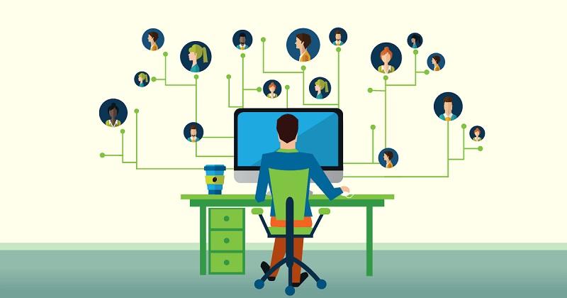 Quản lý từ xa cần thiết lập nhóm thực hiện các vấn đề quan trọng