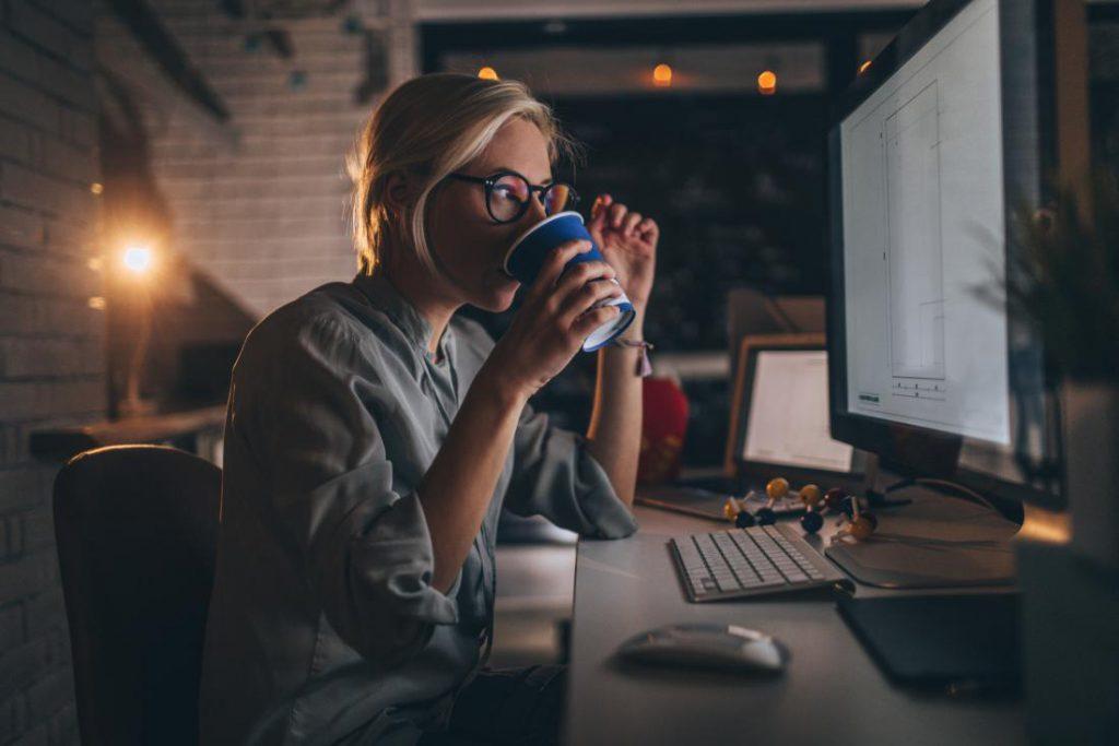 Chú ý xây dựng thời gian ngủ phù hợp trong lịch trình làm việc