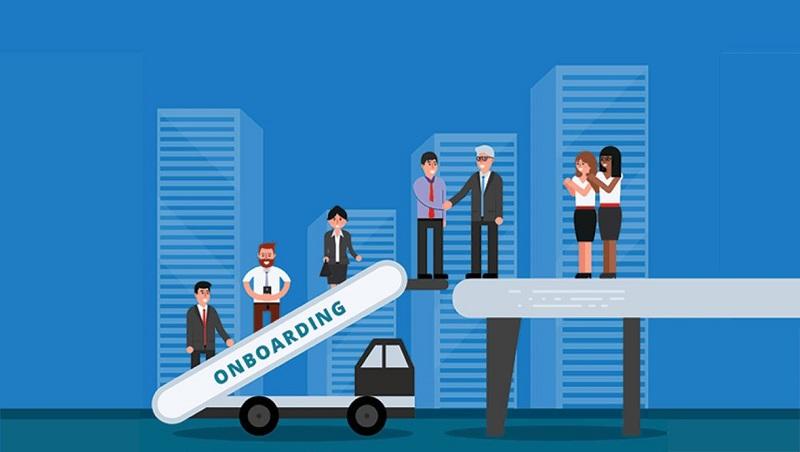 Quá trình đào tạo hội nhập là một yếu tố trong đánh giá văn hóa công ty