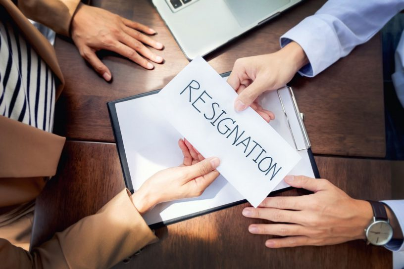 Học cách nghỉ việc văn minh để mai sau bạn còn có thể quay lại công ty cũ