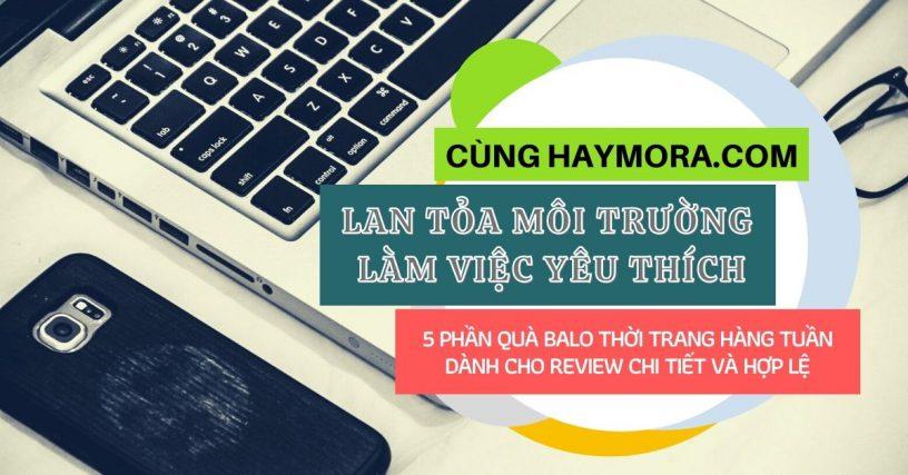 Review cùng Haymora - Kết nối bạn đến môi trường làm việc lý tưởng