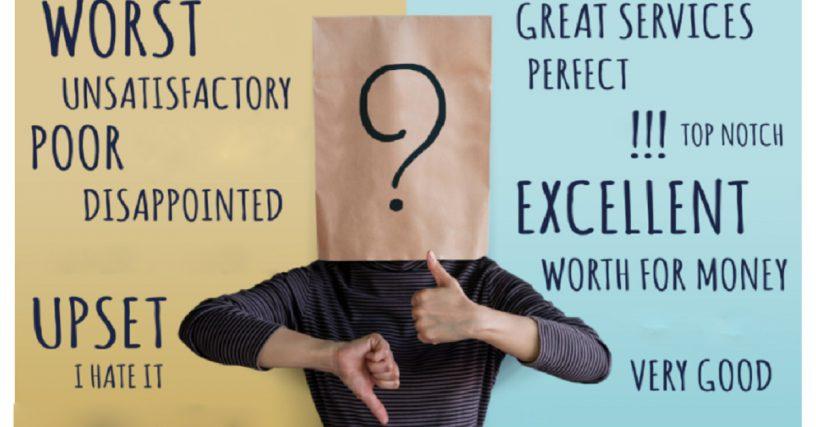 Review tiêu cực có nhất thiết phải dùng ngôn từ nặng nề mới đáng tin cậy?
