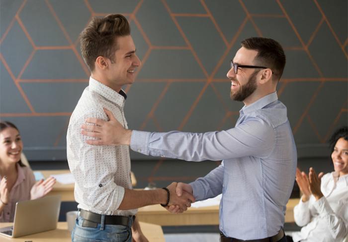 Chia tay đồng nghiệp trong êm đẹp có thể mở ra nhiều cơ hội mới cho bạn