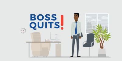 6 điều chuyên gia khuyên bạn nên làm khi sếp nghỉ việc