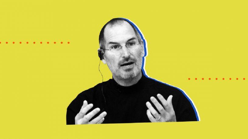 Chìa khóa dẫn đến sự hạnh phúc ở nơi làm việc của Steve Jobs