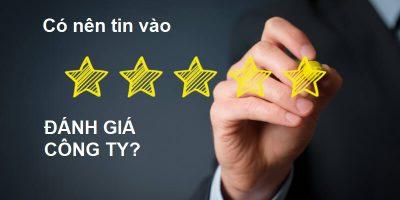 trang web review công ty