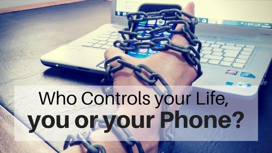 Tắt điện thoại để cân bằng công việc và cuộc sống