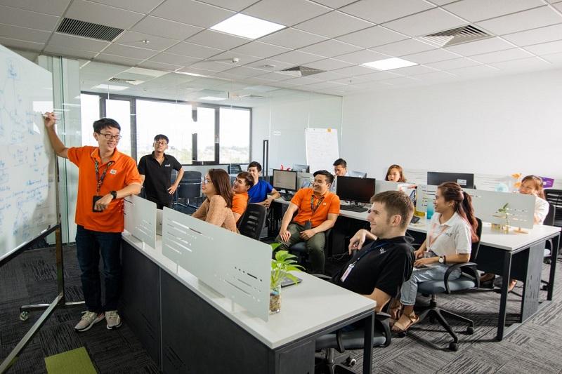 FPT Software mang đến môi trường làm việc quốc tế