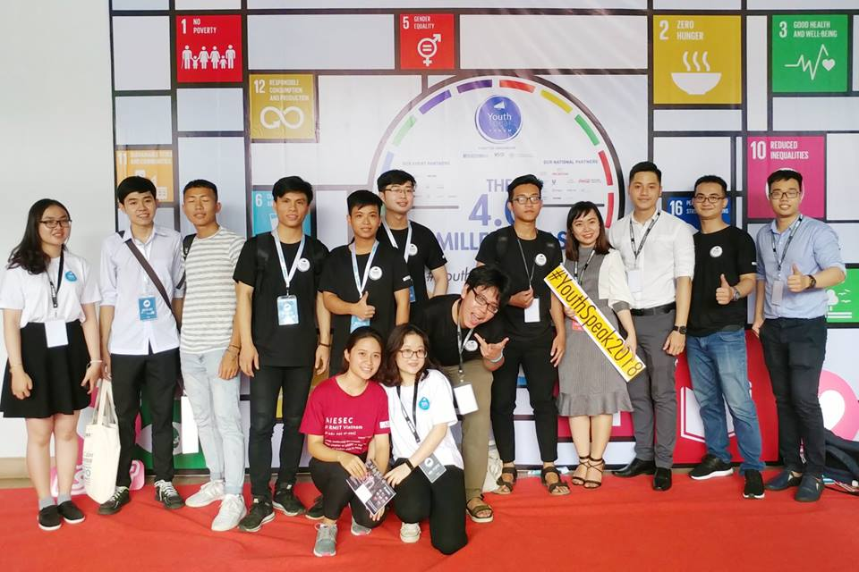 Youth Speak 2018 (Nguồn: Digi - Texx)
